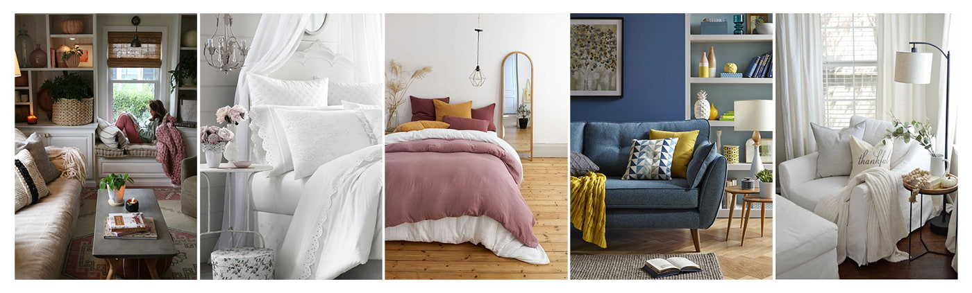 Home textiles - bed linen, bedspreads, throws, pillows, blankets in the online store textil.best