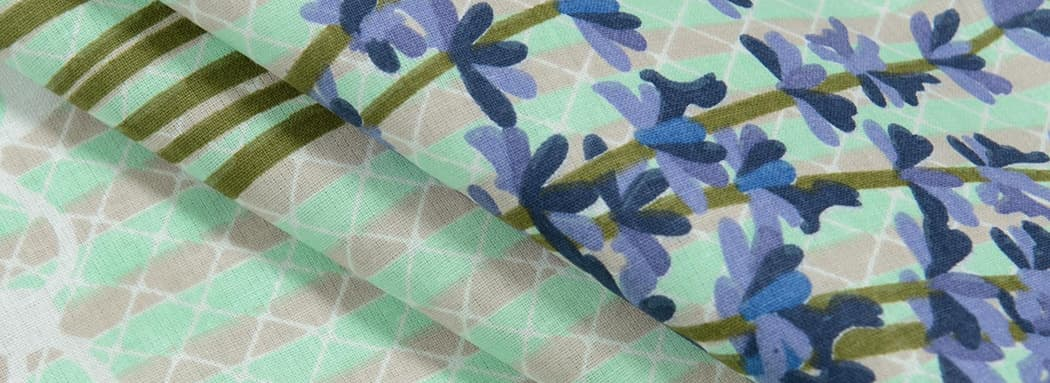 Что такое бязь голд- ткань голубого цвета
