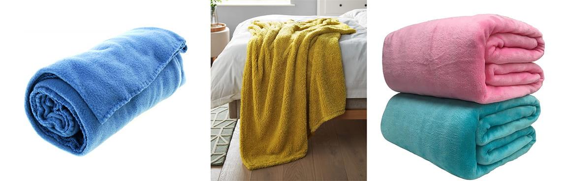 Флис это- флисовое одеяло, плед, покрывало